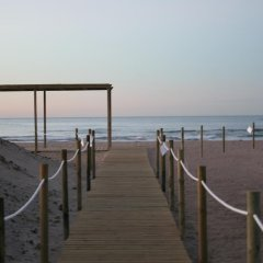 Hotel Sant Jordi пляж