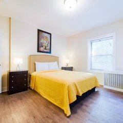Отель Ginosi Dupont Circle Apartel 3* Апартаменты с различными типами кроватей фото 11