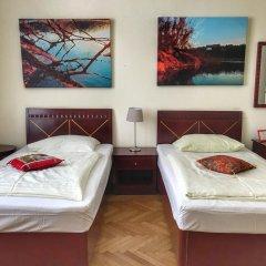 Hotel Pension Museum 3* Стандартный номер с двуспальной кроватью фото 2