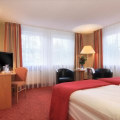Отель Parkhotel Diani 4* Номер Делюкс с различными типами кроватей