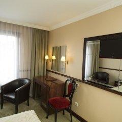 Topkapi Inter Istanbul Hotel 4* Стандартный номер с различными типами кроватей фото 44