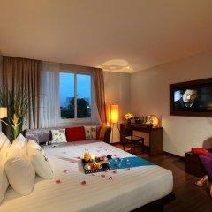 Silverland Sakyo Hotel & Spa 4* Номер Делюкс фото 9