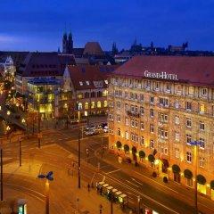 Отель Le Méridien Grand Hotel Nürnberg Германия, Нюрнберг - 1 отзыв об отеле, цены и фото номеров - забронировать отель Le Méridien Grand Hotel Nürnberg онлайн фото 3