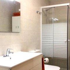 Отель Urumea Испания, Сан-Себастьян - отзывы, цены и фото номеров - забронировать отель Urumea онлайн ванная фото 2