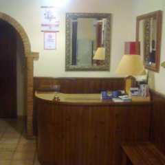 Отель Hostal El Duende Blanco спа
