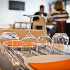 Отель Restaurant Santiago Франция, Хендее - отзывы, цены и фото номеров - забронировать отель Restaurant Santiago онлайн гостиничный бар