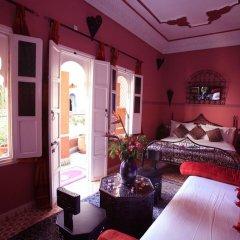 Отель Riad L'Arabesque 3* Стандартный номер с 2 отдельными кроватями