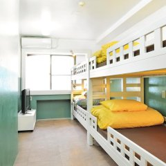 Отель Khaosan Tokyo Laboratory Кровать в женском общем номере фото 11