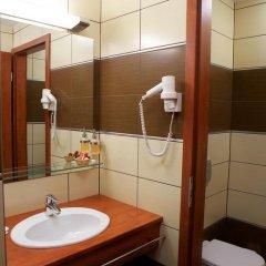 Hotel City Inn 4* Улучшенные апартаменты с различными типами кроватей фото 4