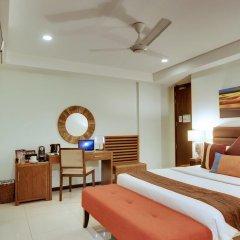 The Somerset Hotel 4* Улучшенный номер с различными типами кроватей фото 33
