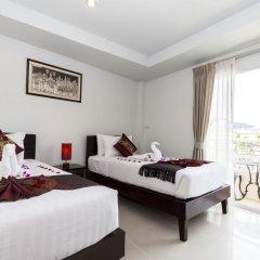 Отель Silver Resortel Номер Делюкс с двуспальной кроватью фото 8