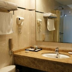 Jingtailong International Hotel ванная фото 2