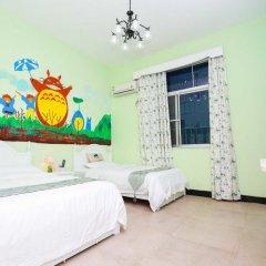 Отель Shuiyunjian Seaside Homestay Китай, Сямынь - отзывы, цены и фото номеров - забронировать отель Shuiyunjian Seaside Homestay онлайн комната для гостей фото 3