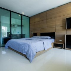 Отель Number 4 Номер Делюкс с различными типами кроватей фото 28