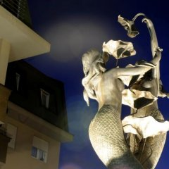 Отель Residence Сербия, Белград - отзывы, цены и фото номеров - забронировать отель Residence онлайн спортивное сооружение