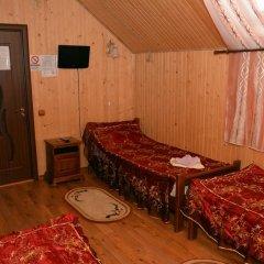 Гостиница Villa Milena 3* Стандартный номер с различными типами кроватей (общая ванная комната) фото 4