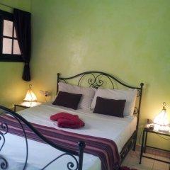 Отель Riad Les Portes De La Medina комната для гостей фото 3