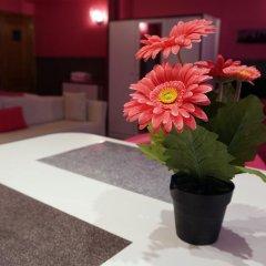 Отель Aparthotel Résidence Bara Midi 3* Улучшенные апартаменты с различными типами кроватей фото 4