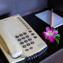 Отель Aquamarine Resort & Villa удобства в номере фото 2