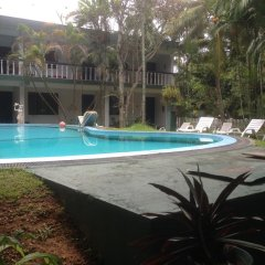Отель Bavarian Guest House Шри-Ланка, Берувела - отзывы, цены и фото номеров - забронировать отель Bavarian Guest House онлайн бассейн