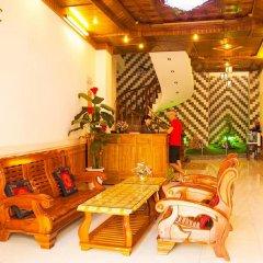 Отель Hoa Mau Don Homestay интерьер отеля фото 2