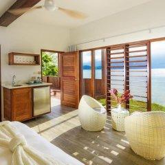 Отель The Remote Resort, Fiji Islands 4* Вилла с различными типами кроватей фото 15