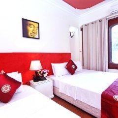 Отель Hanoi Central Homestay 3* Стандартный номер фото 8