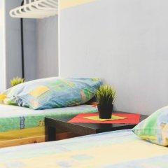Мини-Отель Компас Кровать в женском общем номере с двухъярусной кроватью фото 7