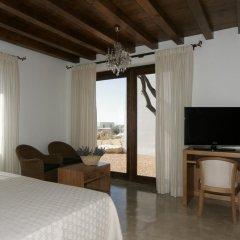Отель Es Trull de Can Palau Стандартный номер с различными типами кроватей фото 2