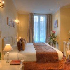 Отель Hôtel Vendôme 3* Стандартный номер с различными типами кроватей фото 3