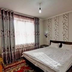 Отель Askar Guesthouse Кыргызстан, Каракол - отзывы, цены и фото номеров - забронировать отель Askar Guesthouse онлайн комната для гостей фото 2