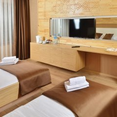 Inan Kardesler Bungalow Motel Стандартный номер с различными типами кроватей