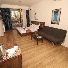 Отель Tbilisi View 3* Стандартный номер с 2 отдельными кроватями фото 3