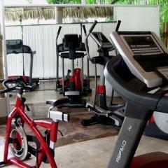 Отель Gamma de Fiesta Inn Plaza Ixtapa фитнесс-зал фото 3