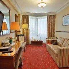 Гостиница Золотое кольцо 5* Полулюкс с двуспальной кроватью фото 3