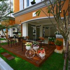 Отель At Home Phetkasem Таиланд, Бангкок - отзывы, цены и фото номеров - забронировать отель At Home Phetkasem онлайн питание