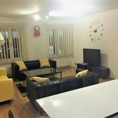 Апартаменты King Wenceslas Apartments Прага комната для гостей фото 4