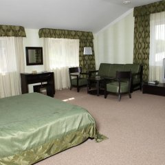 Лавина Отель 3* Люкс с различными типами кроватей фото 3