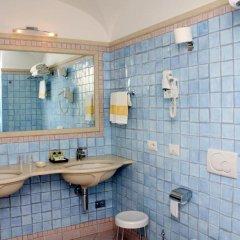 Отель Rufolo Италия, Равелло - отзывы, цены и фото номеров - забронировать отель Rufolo онлайн ванная