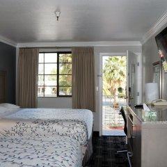 Отель Americas Best Value Inn - Milpitas 2* Стандартный номер с различными типами кроватей фото 11
