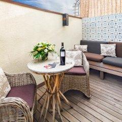 Hotel DO Plaça Reial 5* Стандартный номер с двуспальной кроватью