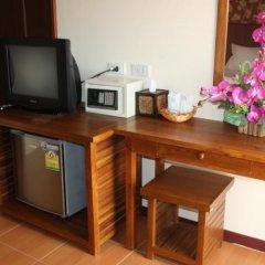 Отель NNC Patong Inn удобства в номере фото 2