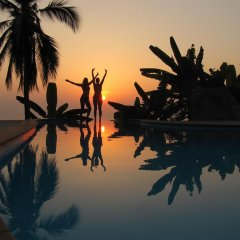 Отель Sairee Sunset Luxury Villa пляж фото 2