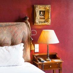Отель Casa da Calçada Relais & Châteaux 5* Улучшенный номер с различными типами кроватей фото 2