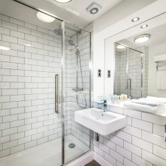 GoGlasgow Urban Hotel by Compass Hospitality 3* Стандартный номер с различными типами кроватей фото 4