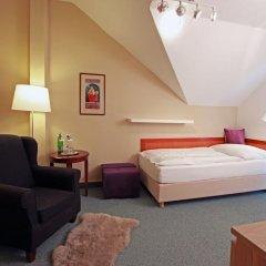 Hotel Villa Regent 3* Стандартный номер с различными типами кроватей фото 5