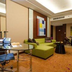Отель AETAS lumpini 5* Представительский люкс с различными типами кроватей фото 7