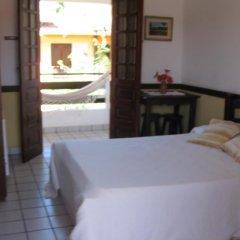 Отель Aguamarinha Pousada 2* Стандартный номер с различными типами кроватей фото 2