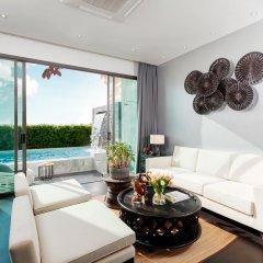 Отель The 8 Pool Villa 3* Вилла с различными типами кроватей фото 16