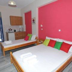 Отель Nikolas Villas Aparthotel Греция, Остров Санторини - отзывы, цены и фото номеров - забронировать отель Nikolas Villas Aparthotel онлайн комната для гостей фото 3
